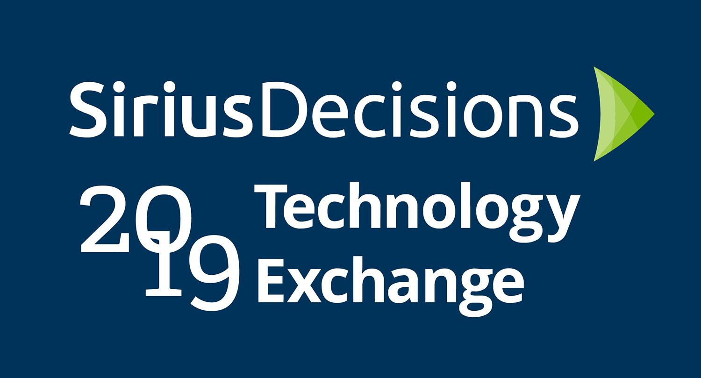 Hushly and SiriusDecision Tech X 2019