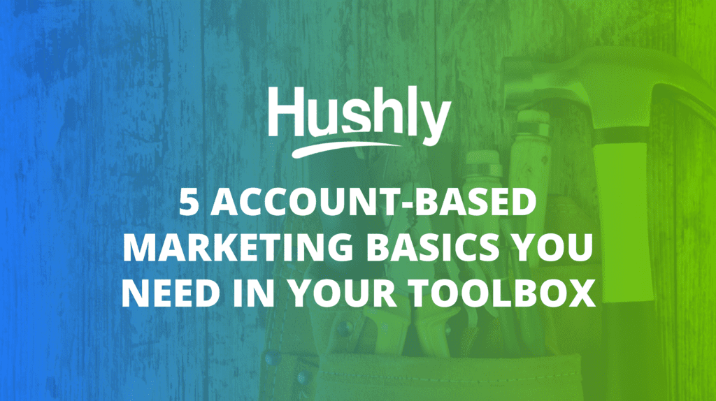 account-based marketing basics