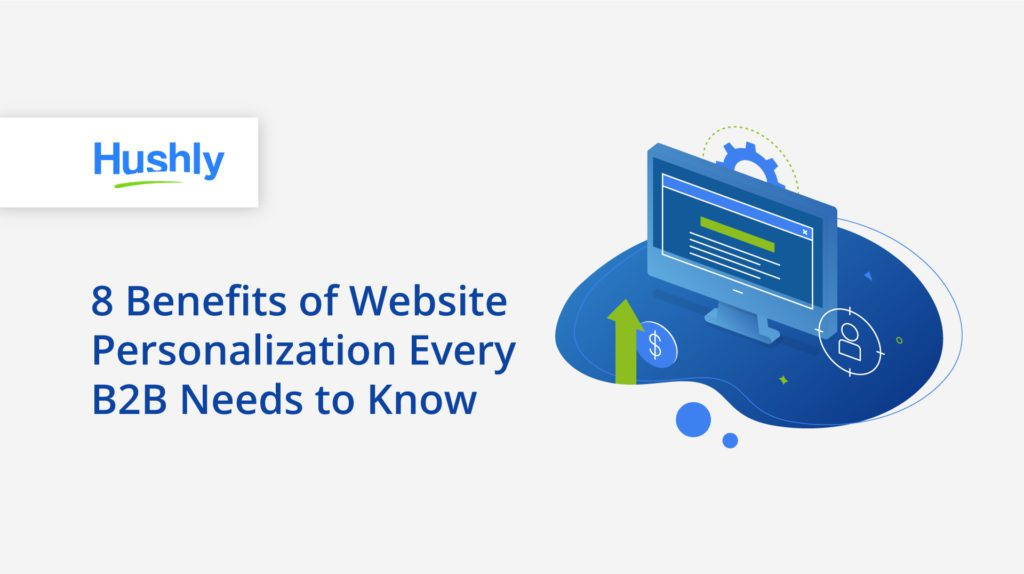 benefits of website personalization