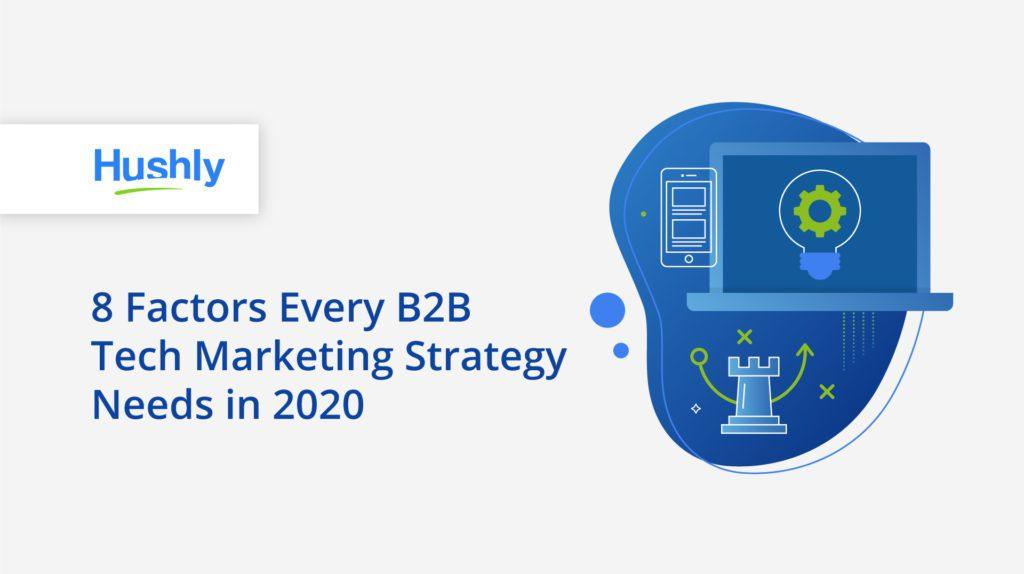 B2B tech marketing